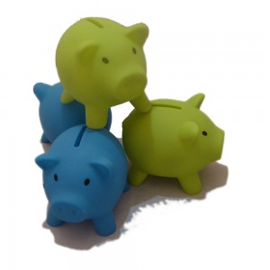 Simply Financial Advice Pigs Angled